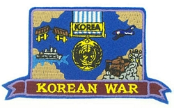 Korean War Patches